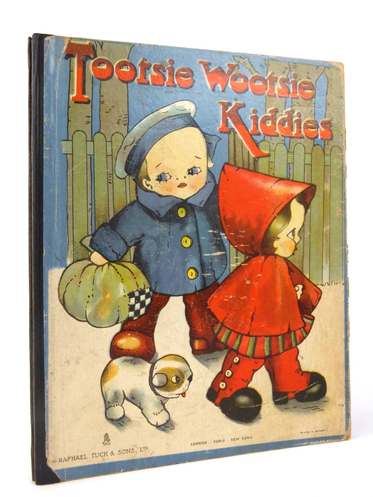Photo of TOOTSIE WOOTSIE KIDDIES- Stock Number: 1608644