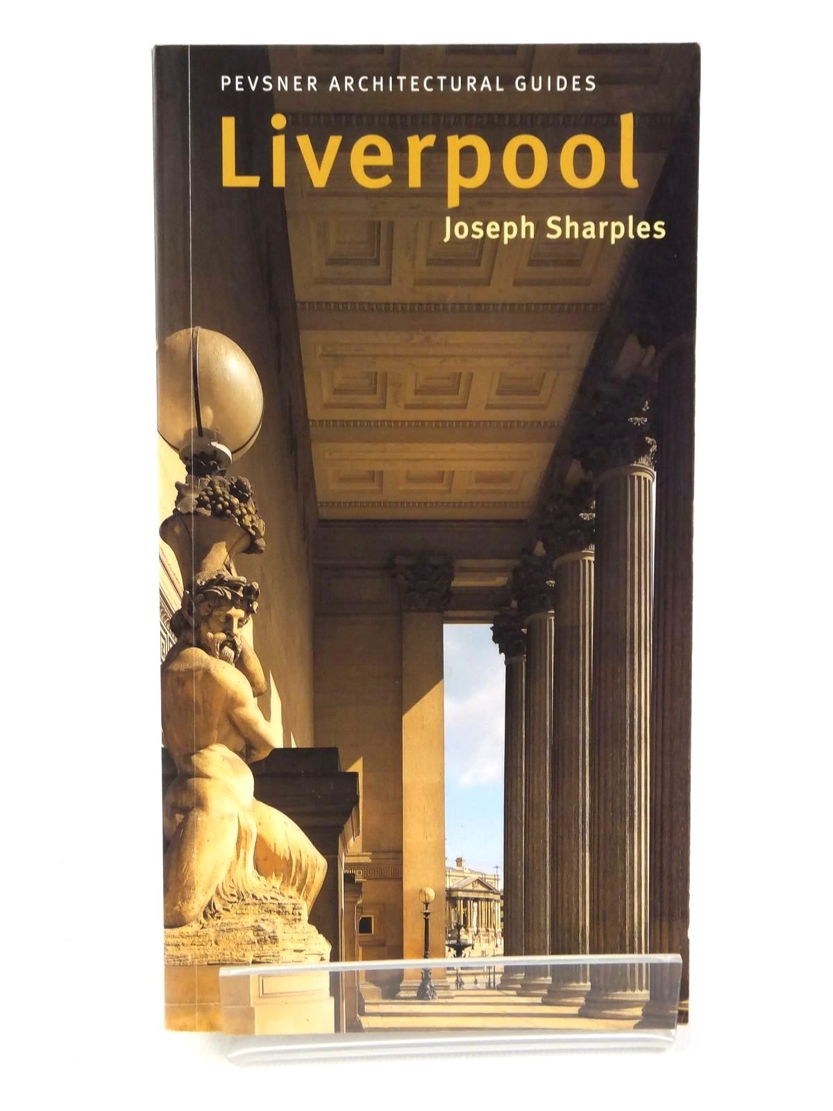 Photo of LIVERPOOL written by Sharples, Joseph published by Yale University Press (STOCK CODE: 1608700)  for sale by Stella & Rose's Books