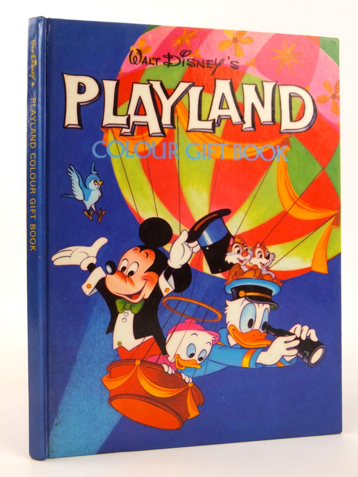 Photo of WALT DISNEY'S PLAYLAND COLOUR GIFT BOOK- Stock Number: 1608748