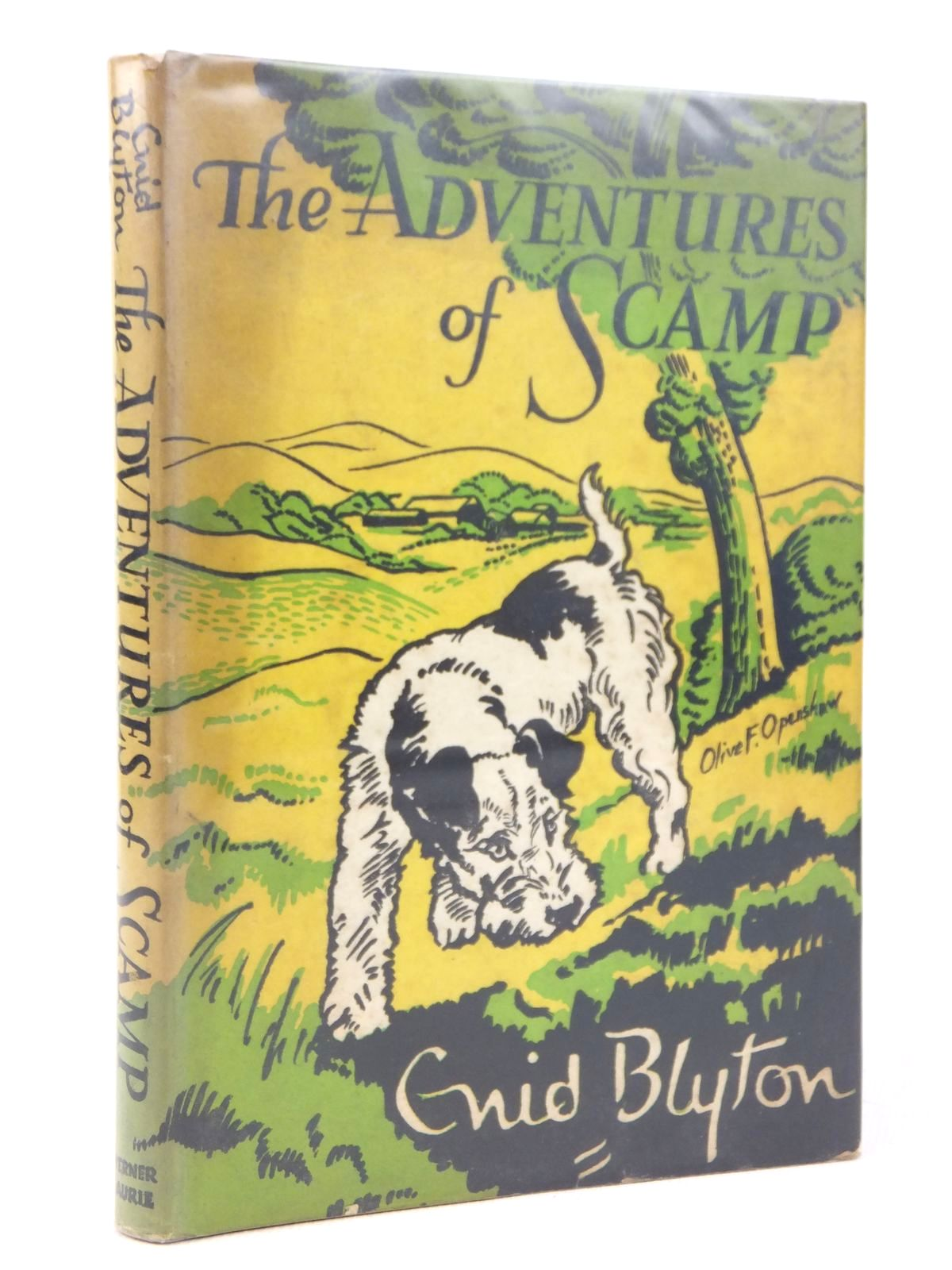 Photo of THE ADVENTURES OF SCAMP- Stock Number: 1608824