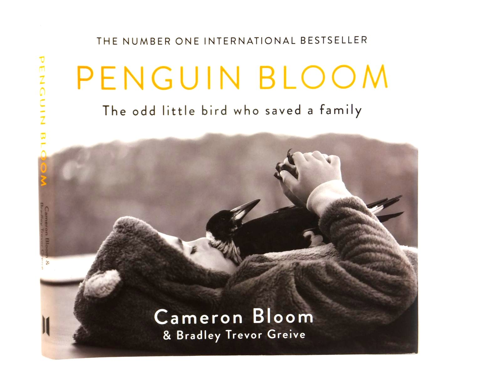 Photo of PENGUIN BLOOM written by Bloom, Cameron Grieve Bradley Trevor, published by Canongate Books Ltd (STOCK CODE: 1608866)  for sale by Stella & Rose's Books