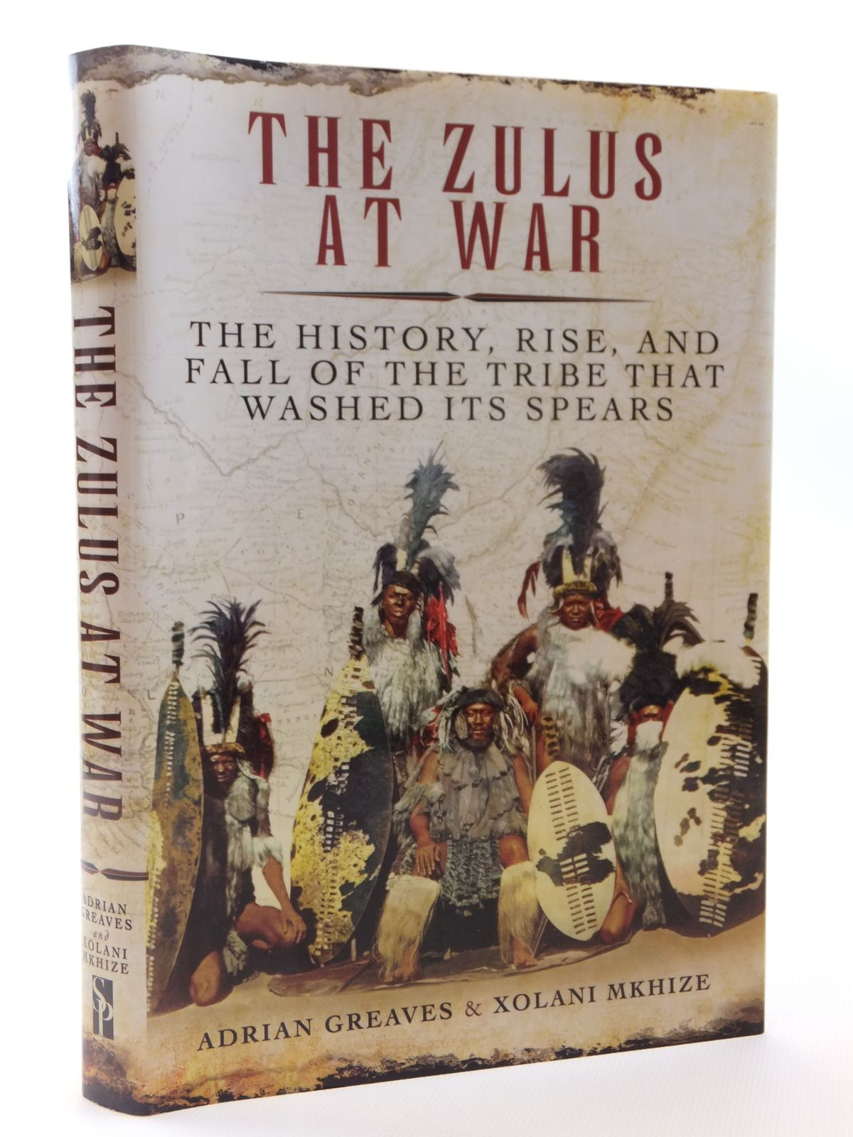 Photo of THE ZULUS AT WAR written by Greaves, Adrian