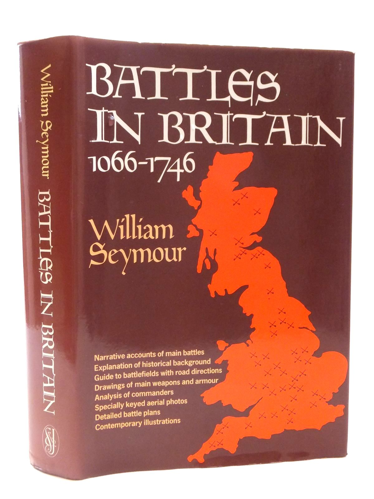 Photo of BATTLES IN BRITAIN AND THEIR POLITICAL BACKGROUND VOLUME 1 1066-1547- Stock Number: 1608917