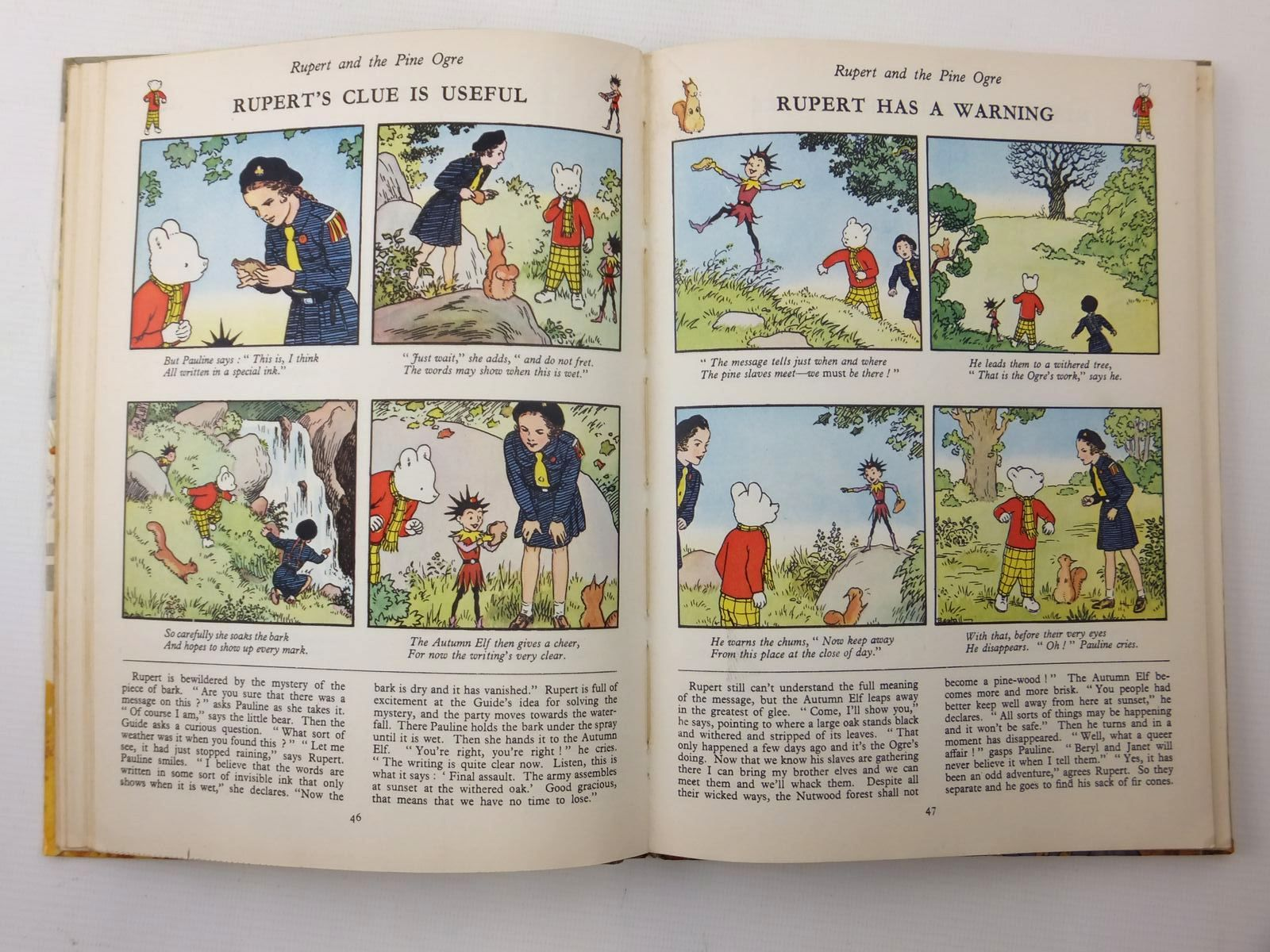 Photo of RUPERT ANNUAL 1957 written by Bestall, Alfred illustrated by Bestall, Alfred published by Daily Express (STOCK CODE: 1608932)  for sale by Stella & Rose's Books