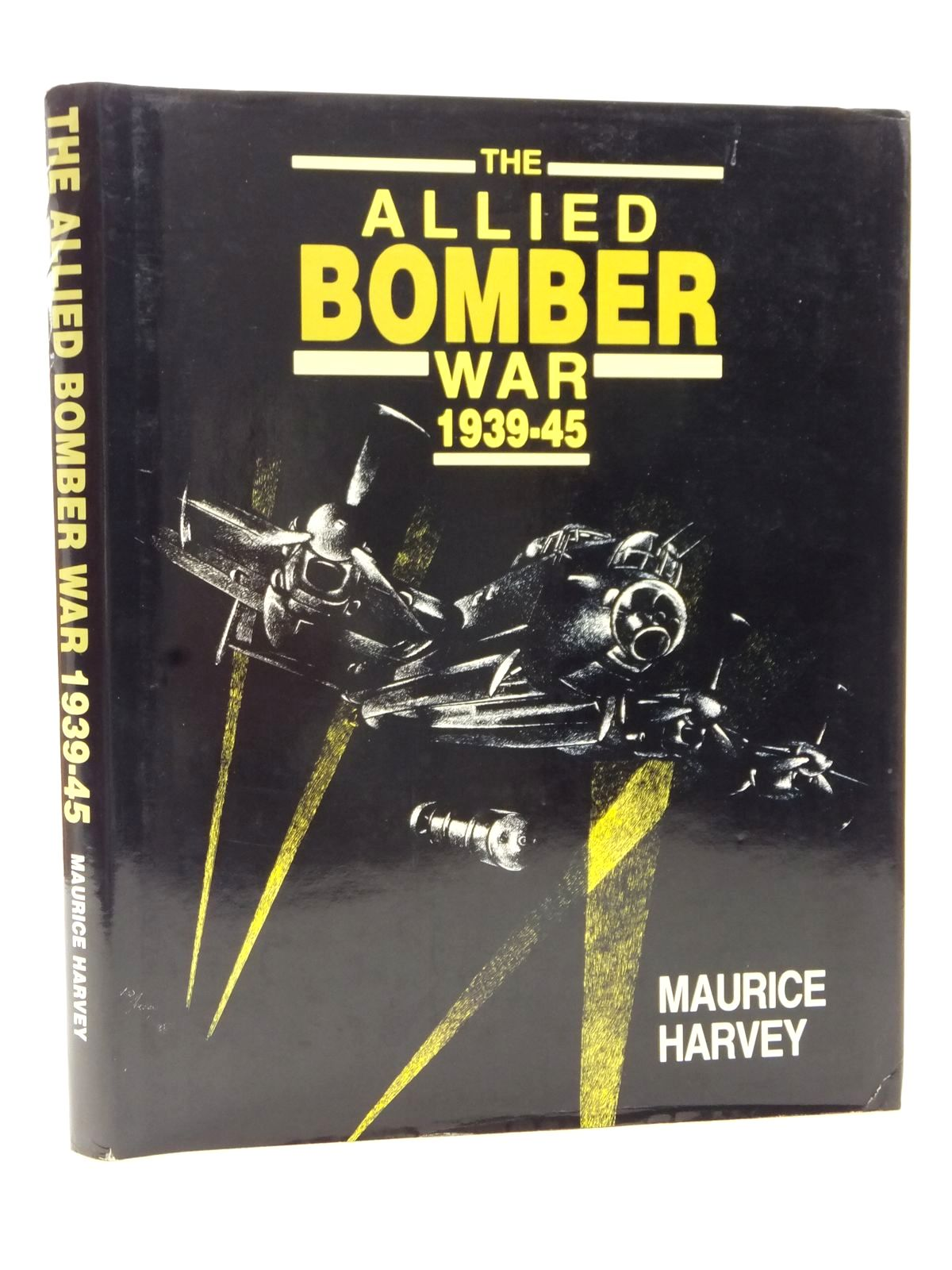 Photo of THE ALLIED BOMBER WAR 1939-45 written by Harvey, Maurice published by Book Club Associates (STOCK CODE: 1608950)  for sale by Stella & Rose's Books