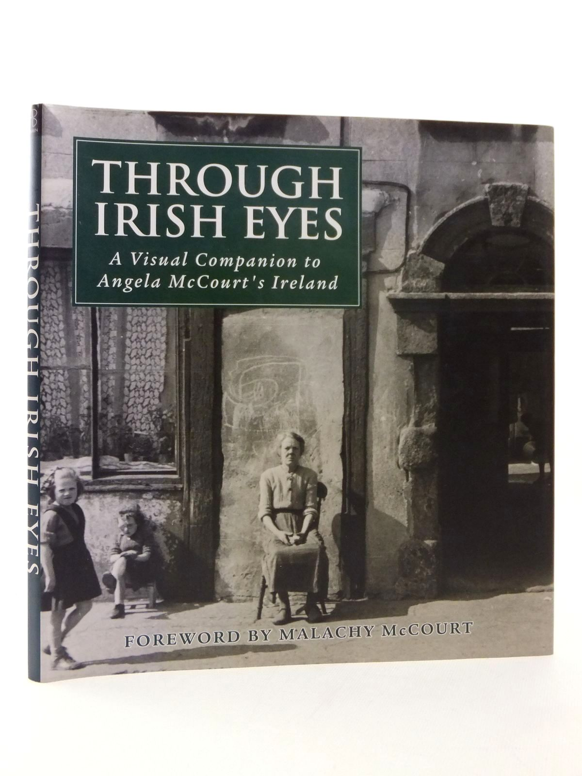 Photo of THROUGH IRISH EYES written by McCourt, Malachy published by The O'Brien Press Ltd. (STOCK CODE: 1609033)  for sale by Stella & Rose's Books