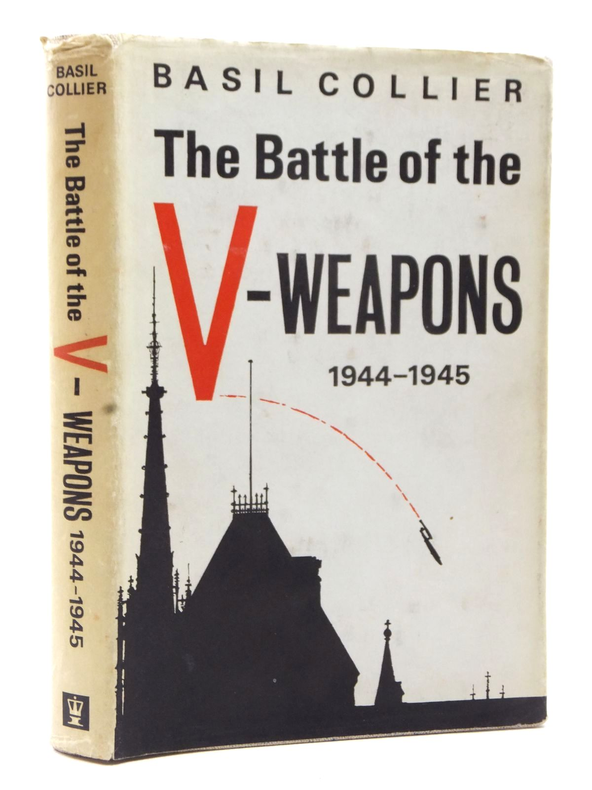 Photo of THE BATTLE OF THE V-WEAPONS 1944-45 written by Collier, Basil published by Hodder & Stoughton (STOCK CODE: 1609125)  for sale by Stella & Rose's Books