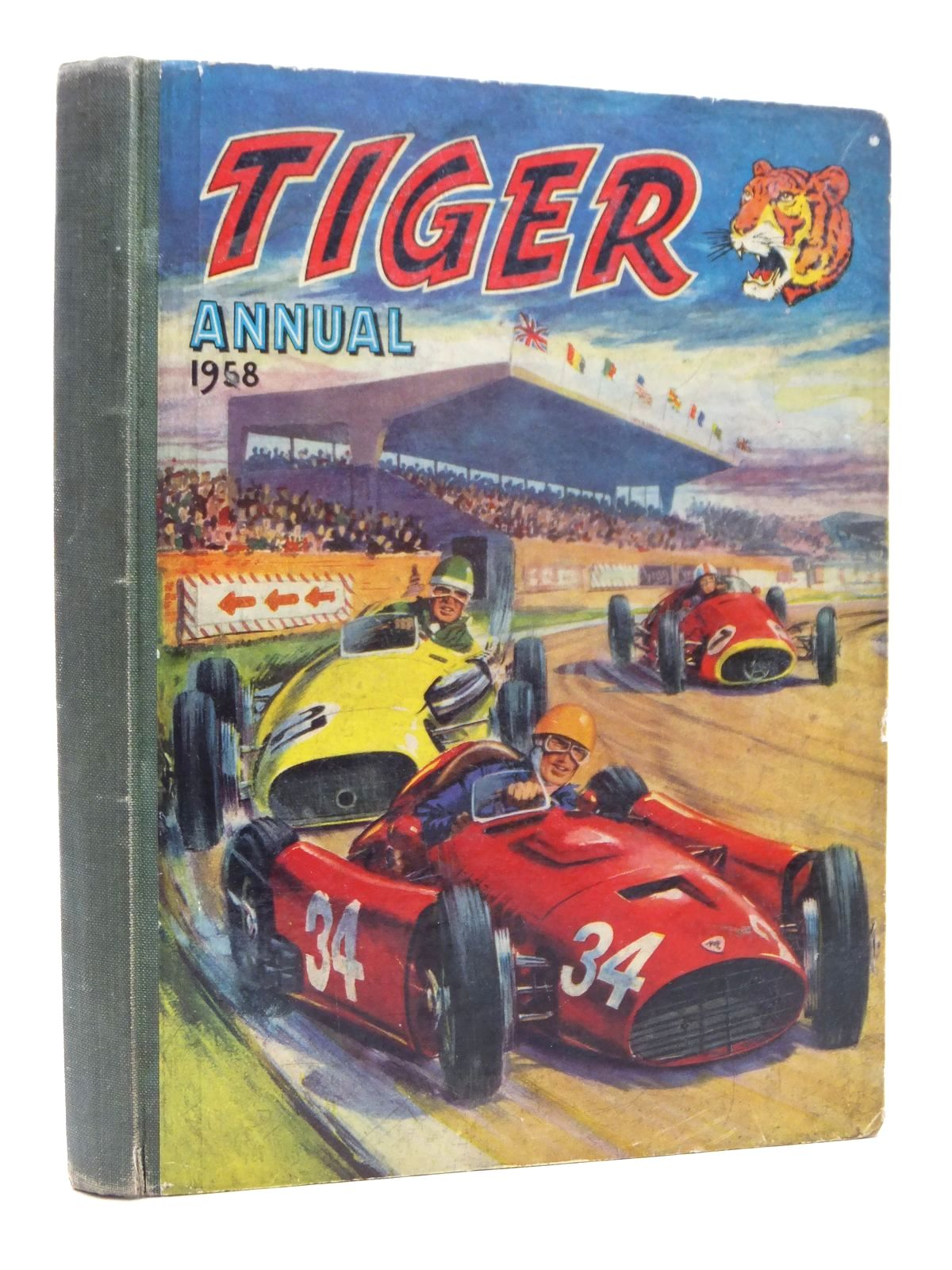Photo of TIGER ANNUAL 1958- Stock Number: 1609156