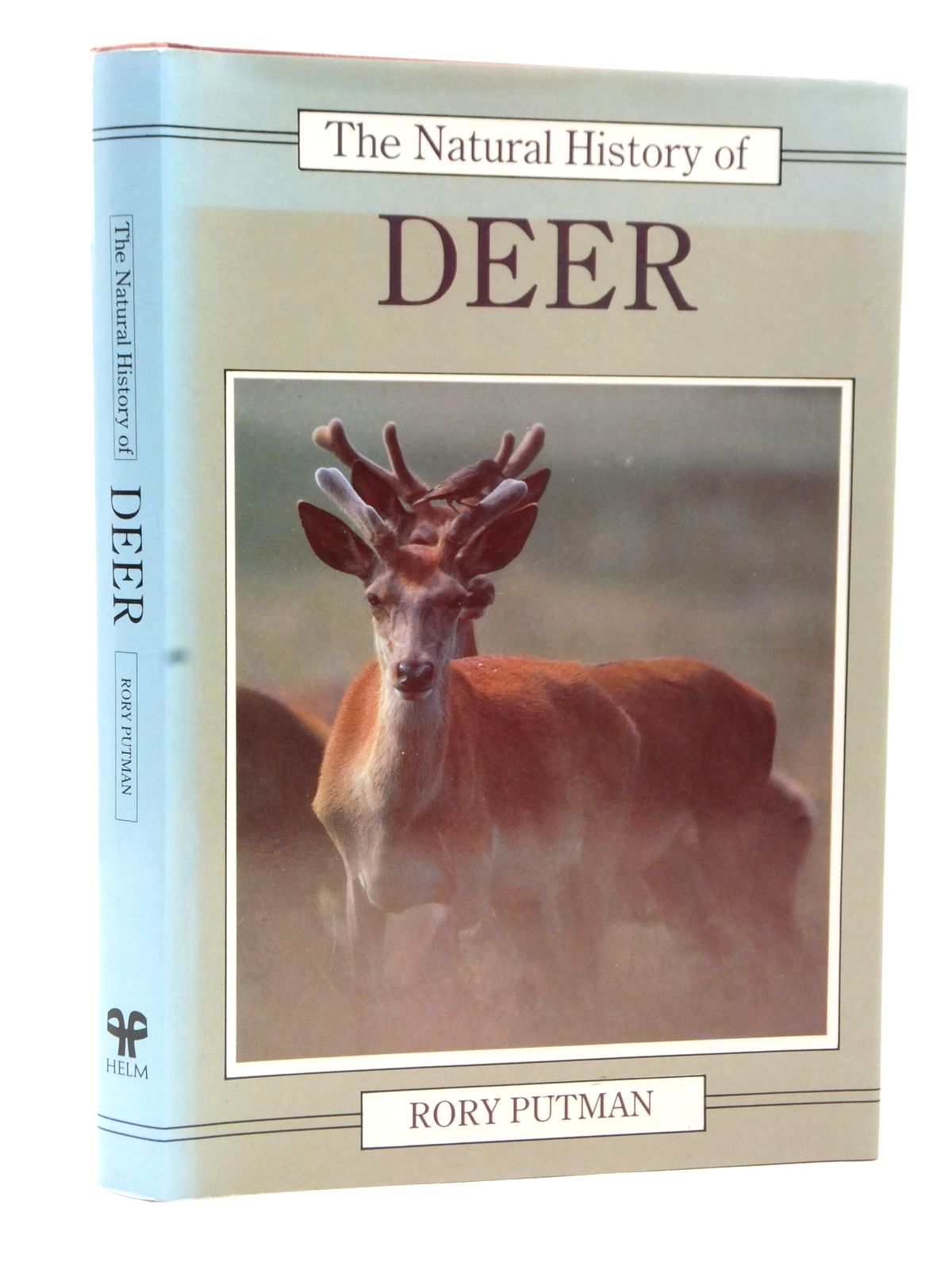 Photo of THE NATURAL HISTORY OF DEER written by Putman, Rory published by Christopher Helm (STOCK CODE: 1609190)  for sale by Stella & Rose's Books