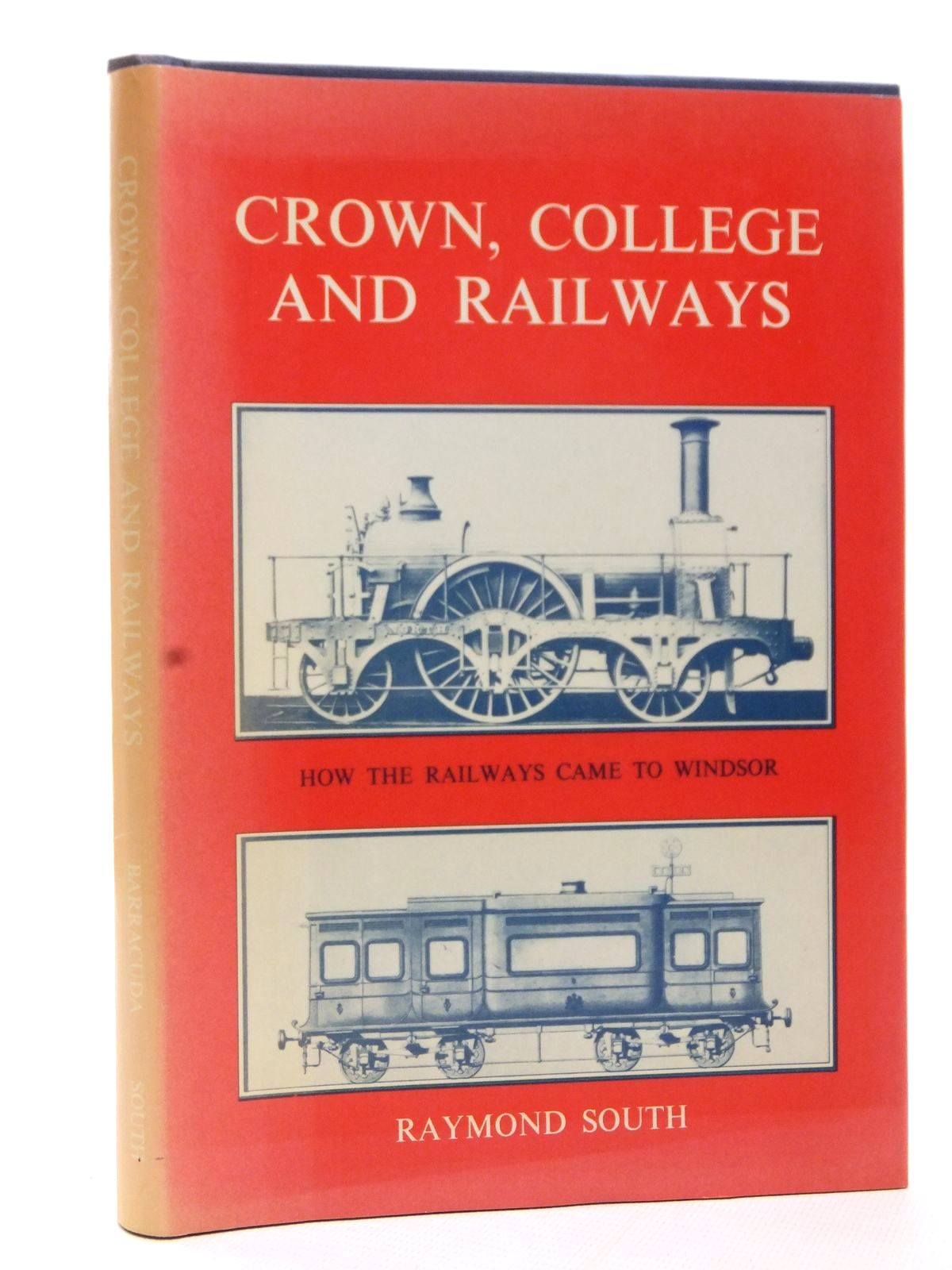 Photo of CROWN, COLLEGE AND RAILWAYS- Stock Number: 1609250