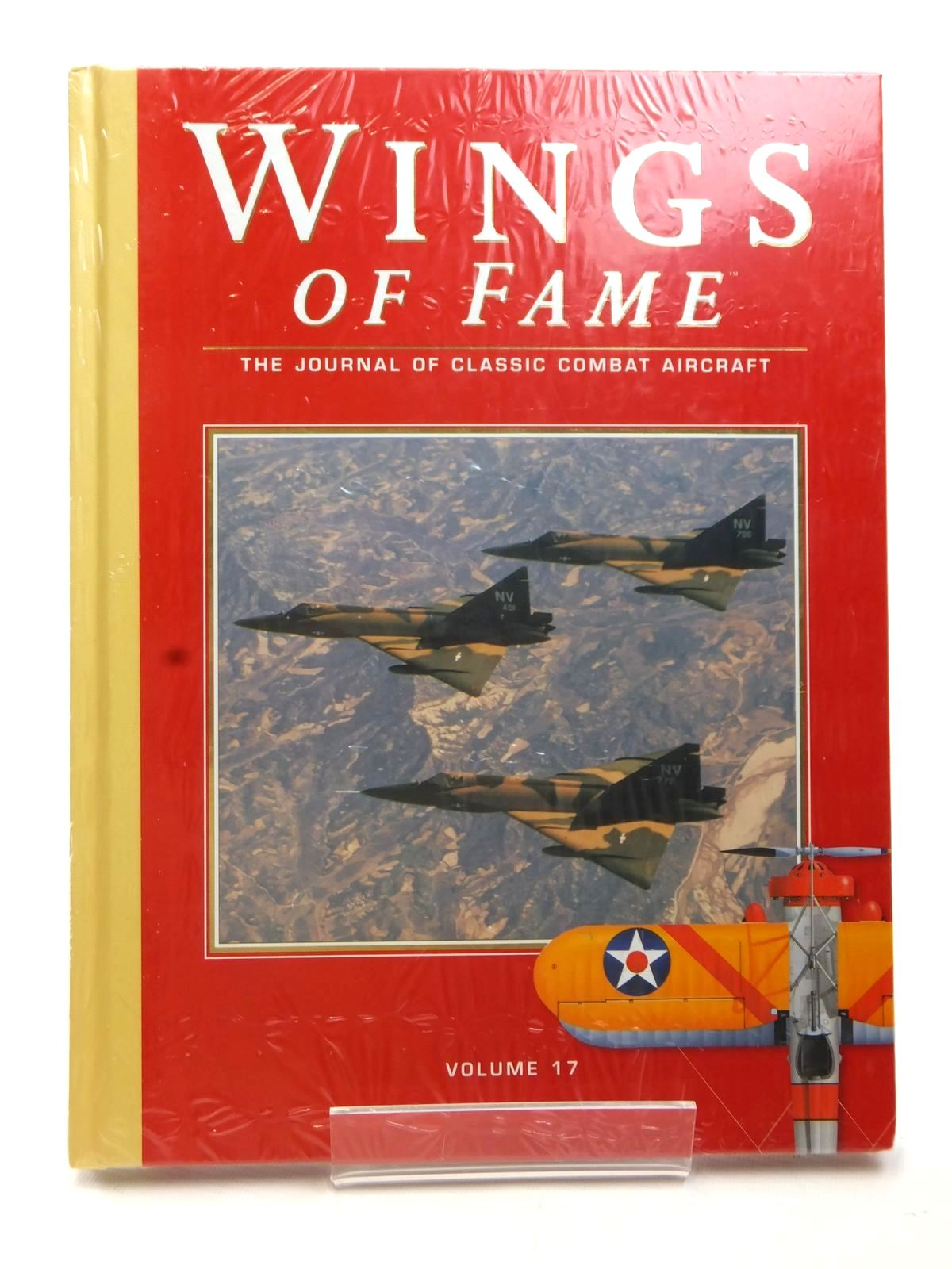 Photo of WINGS OF FAME VOLUME 17 published by Aerospace (STOCK CODE: 1609345)  for sale by Stella & Rose's Books