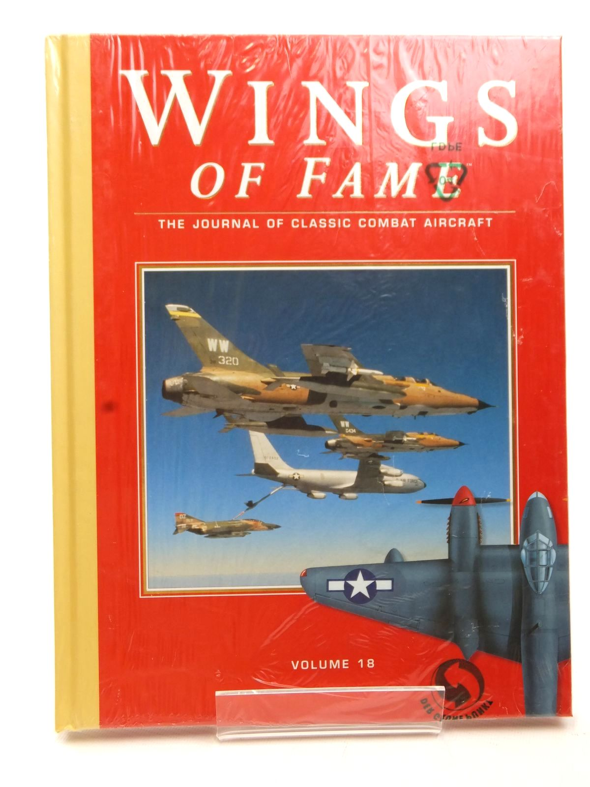Photo of WINGS OF FAME VOLUME 18 published by Aerospace (STOCK CODE: 1609347)  for sale by Stella & Rose's Books