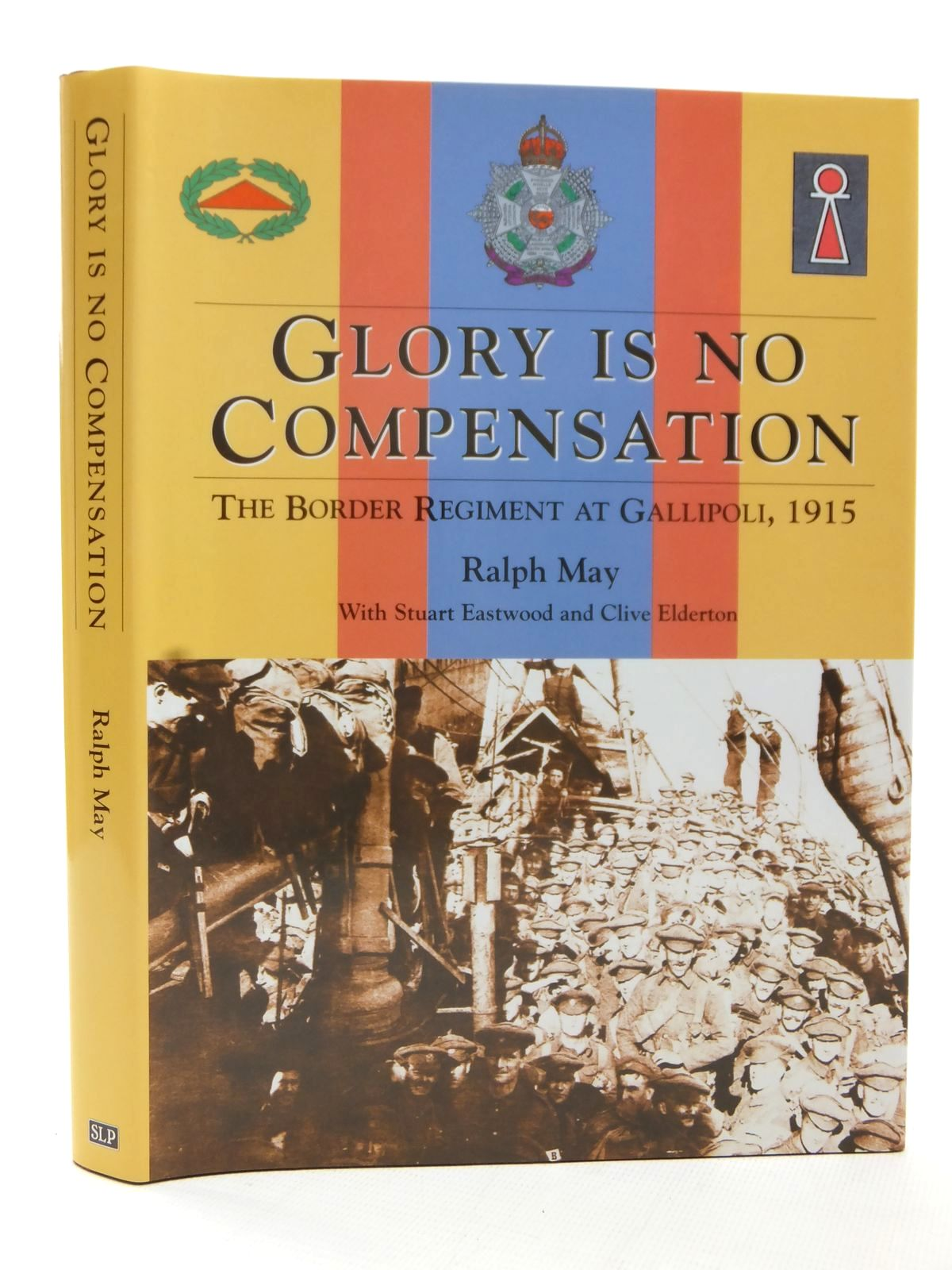 Photo of GLORY IS NO COMPENSATION written by May, Ralph published by Silver Link Publishing (STOCK CODE: 1609436)  for sale by Stella & Rose's Books
