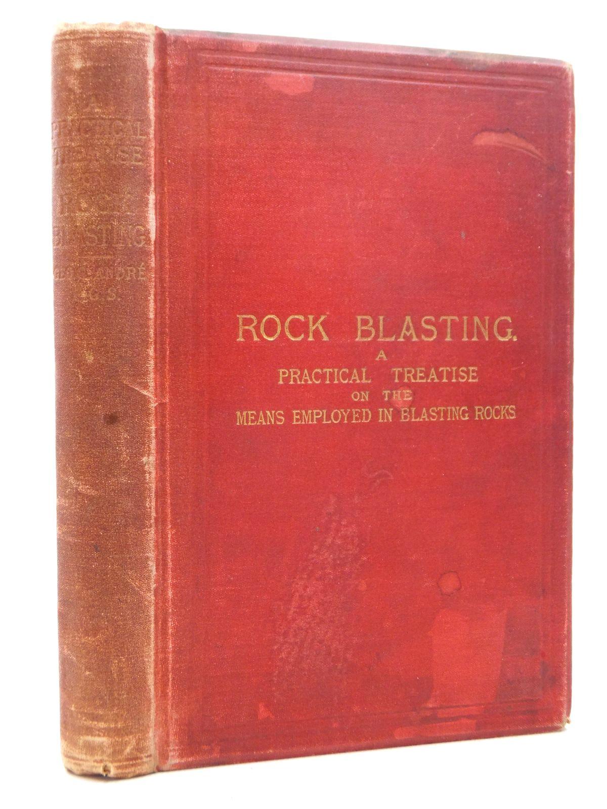 Photo of ROCK BLASTING- Stock Number: 1609459