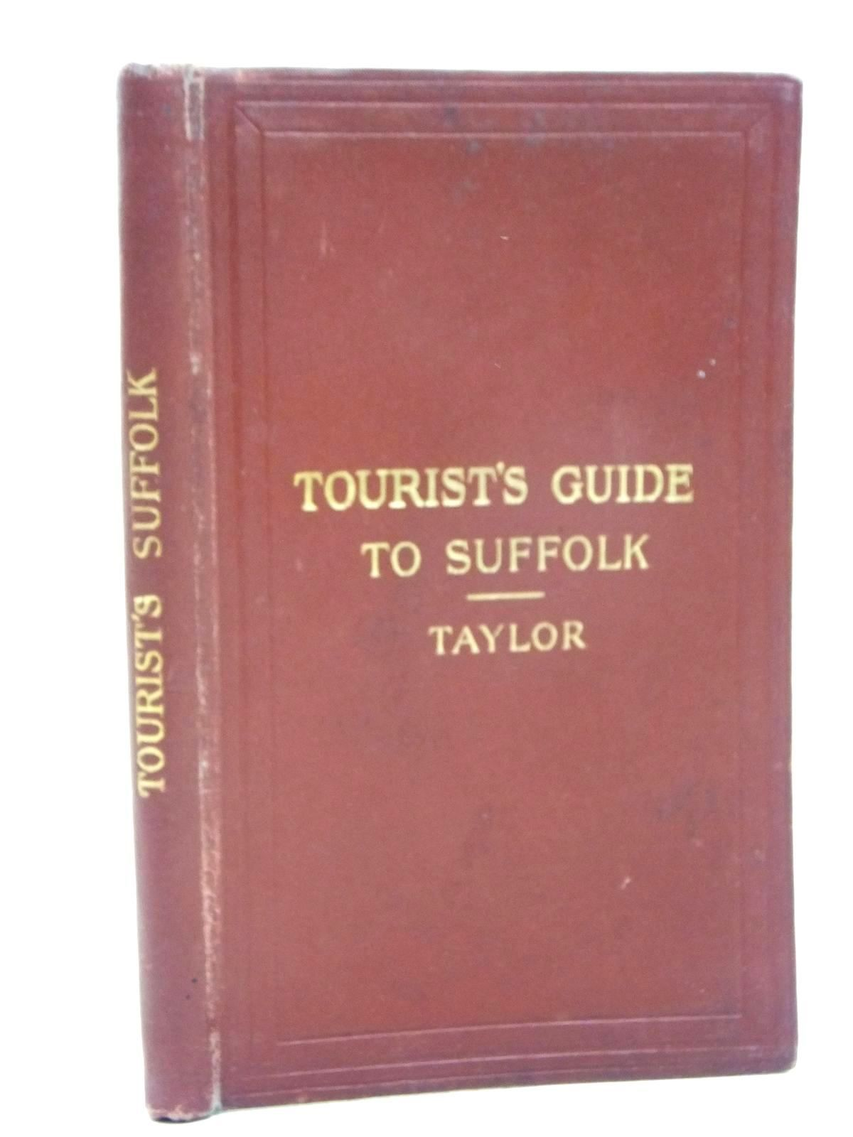 Photo of TOURIST'S GUIDE TO THE COUNTY OF SUFFOLK- Stock Number: 1609467