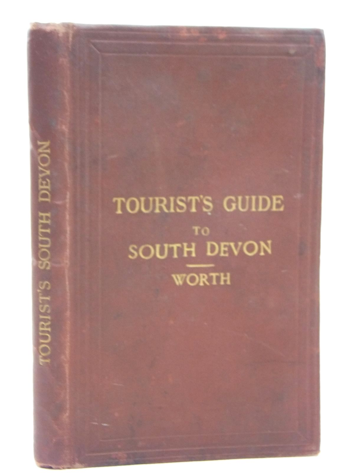 Photo of TOURIST'S GUIDE TO SOUTH DEVON- Stock Number: 1609468