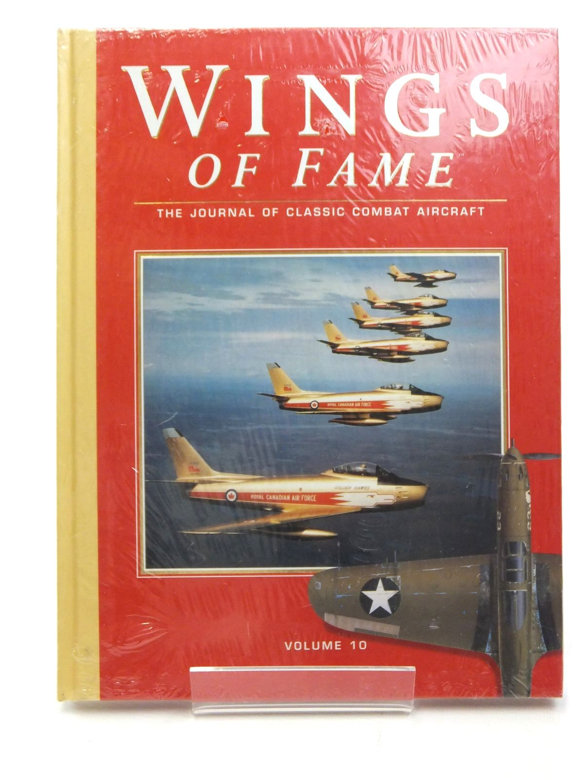 Photo of WINGS OF FAME VOLUME 10 published by Aerospace (STOCK CODE: 1609501)  for sale by Stella & Rose's Books