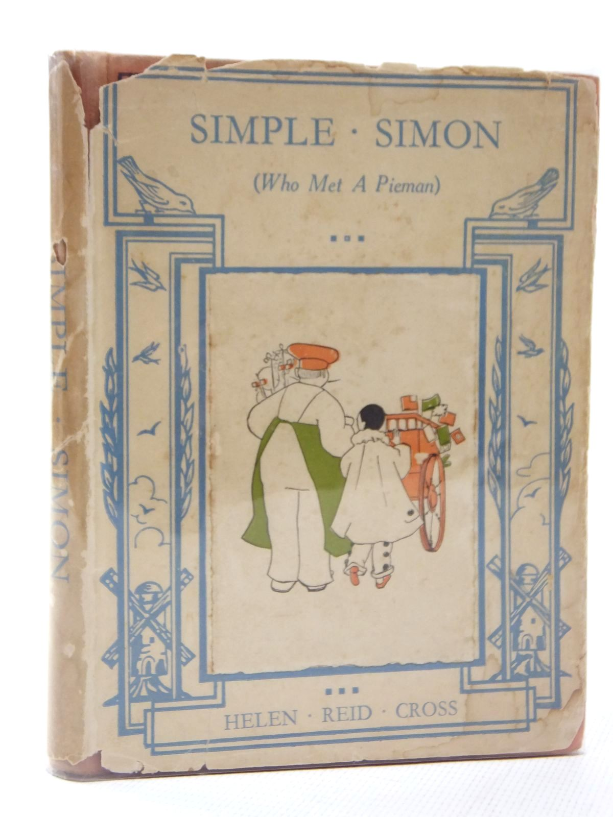 Photo of SIMPLE SIMON written by Cross, Helen Reid published by Chatto & Windus (STOCK CODE: 1609538)  for sale by Stella & Rose's Books