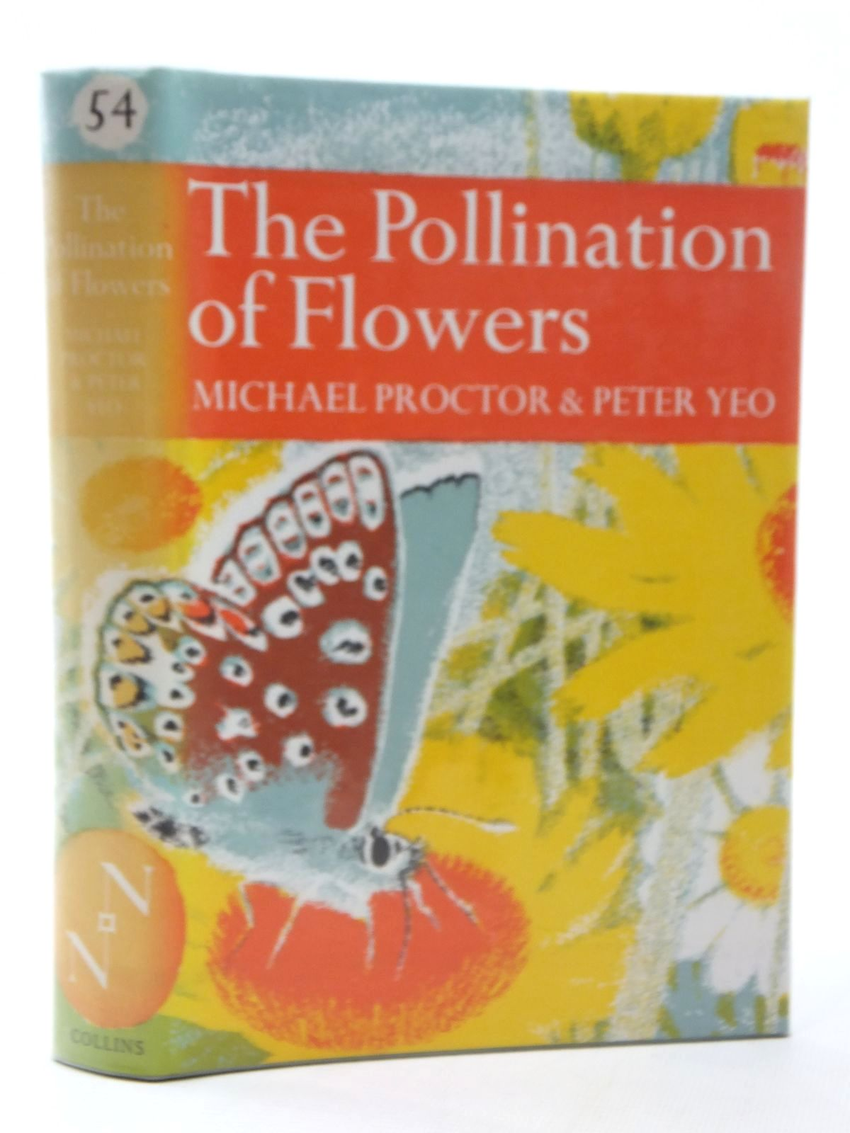 Photo of THE POLLINATION OF FLOWERS (NN 54) written by Proctor, Michael Yeo, Peter published by Collins (STOCK CODE: 1609579)  for sale by Stella & Rose's Books