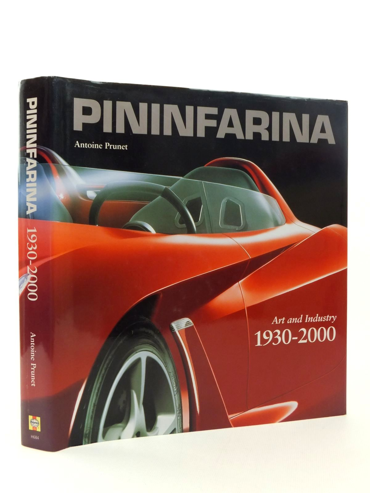 Photo of PININFARINA ART AND INDUSTRY 1930-2000 written by Prunet, Antoine published by Haynes Publishing (STOCK CODE: 1609598)  for sale by Stella & Rose's Books