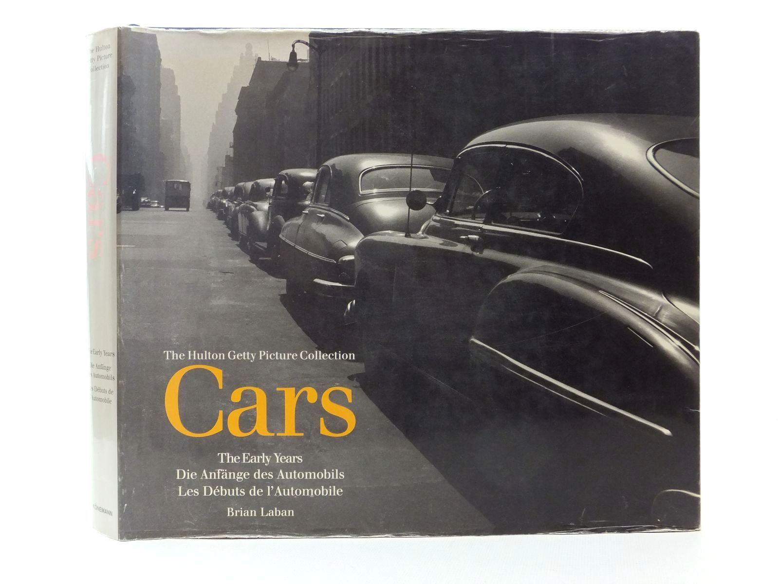 Photo of CARS THE EARLY YEARS- Stock Number: 1609600
