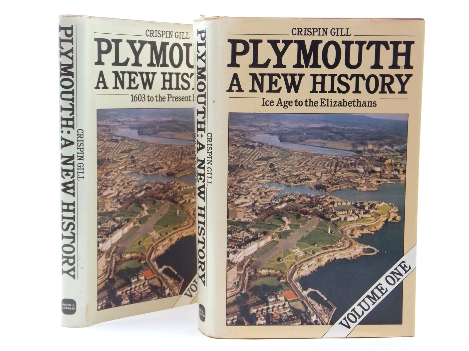 Photo of PLYMOUTH A NEW HISTORY (2 VOLUMES)- Stock Number: 1609617