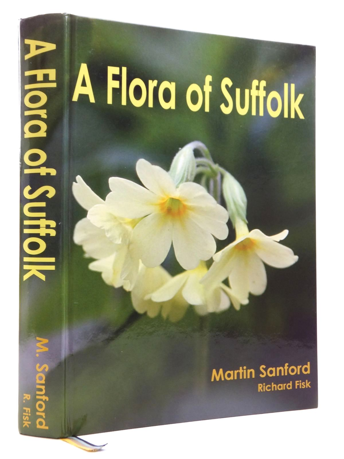 Photo of A FLORA OF SUFFOLK- Stock Number: 1609625