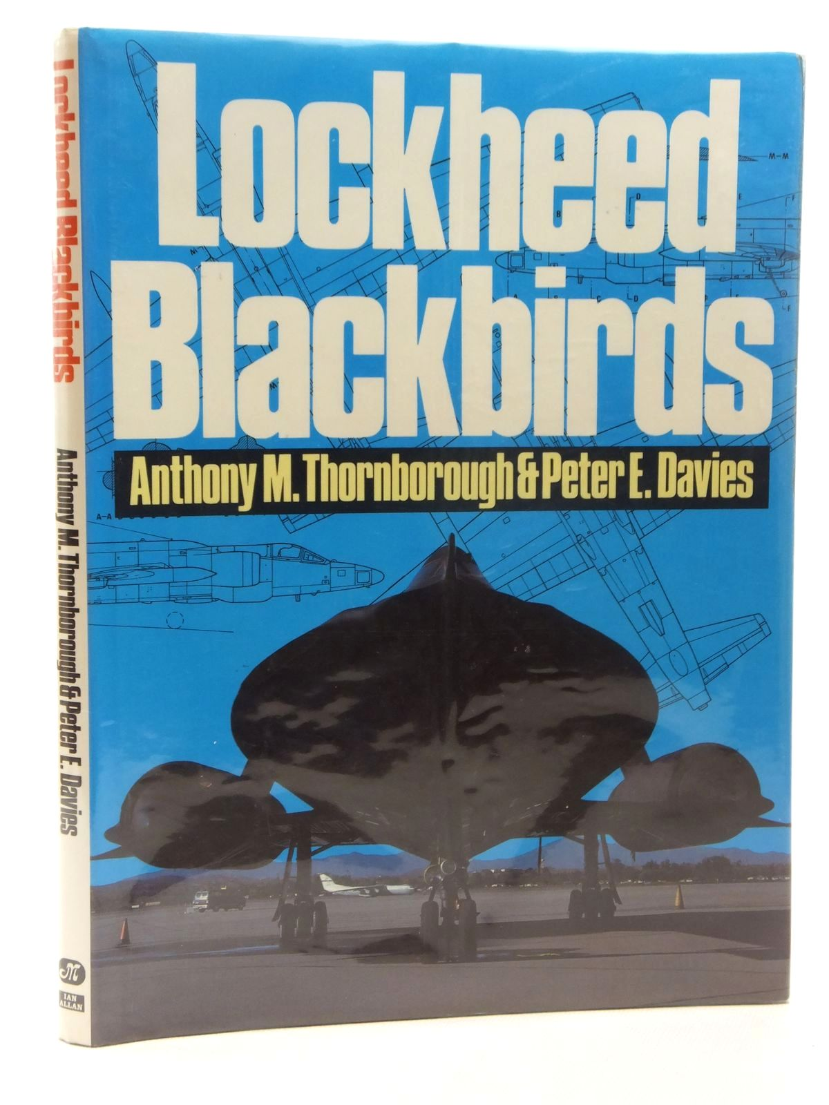 Photo of LOCKHEED BLACKBIRDS- Stock Number: 1609708