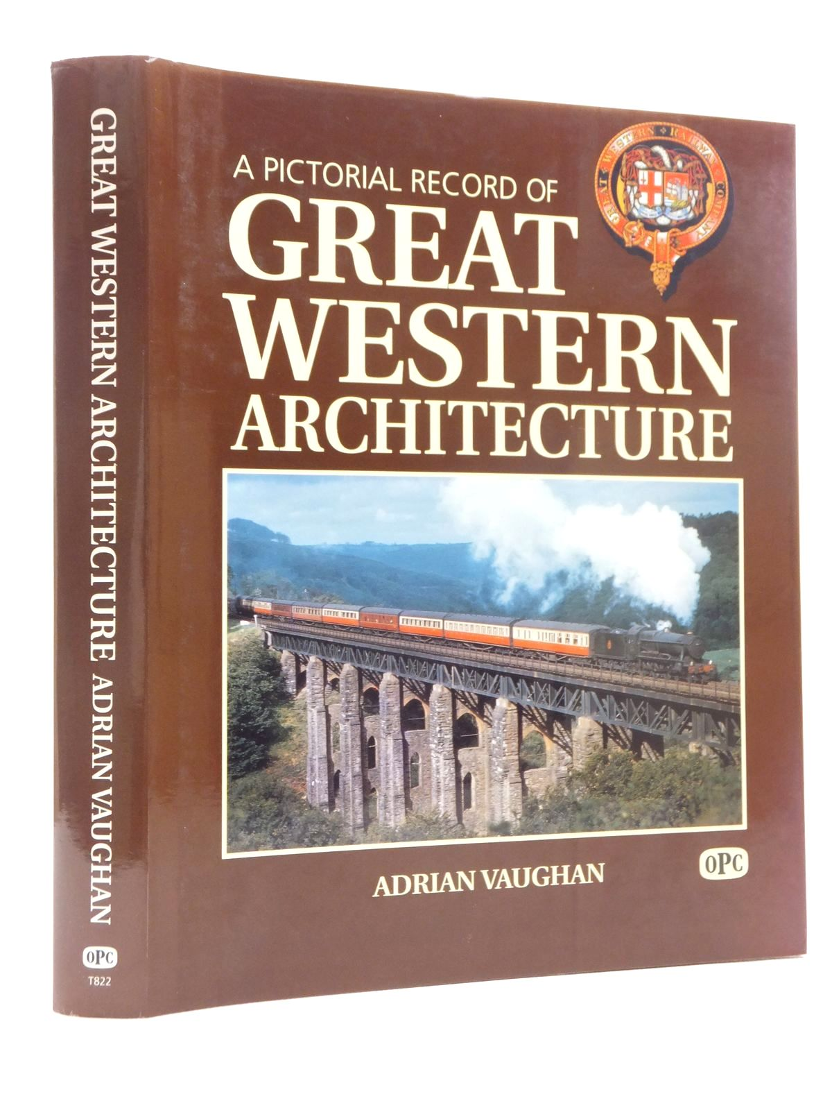 Photo of A PICTORIAL RECORD OF GREAT WESTERN ARCHITECTURE written by Vaughan, Adrian published by Oxford Publishing Co (STOCK CODE: 1609751)  for sale by Stella & Rose's Books