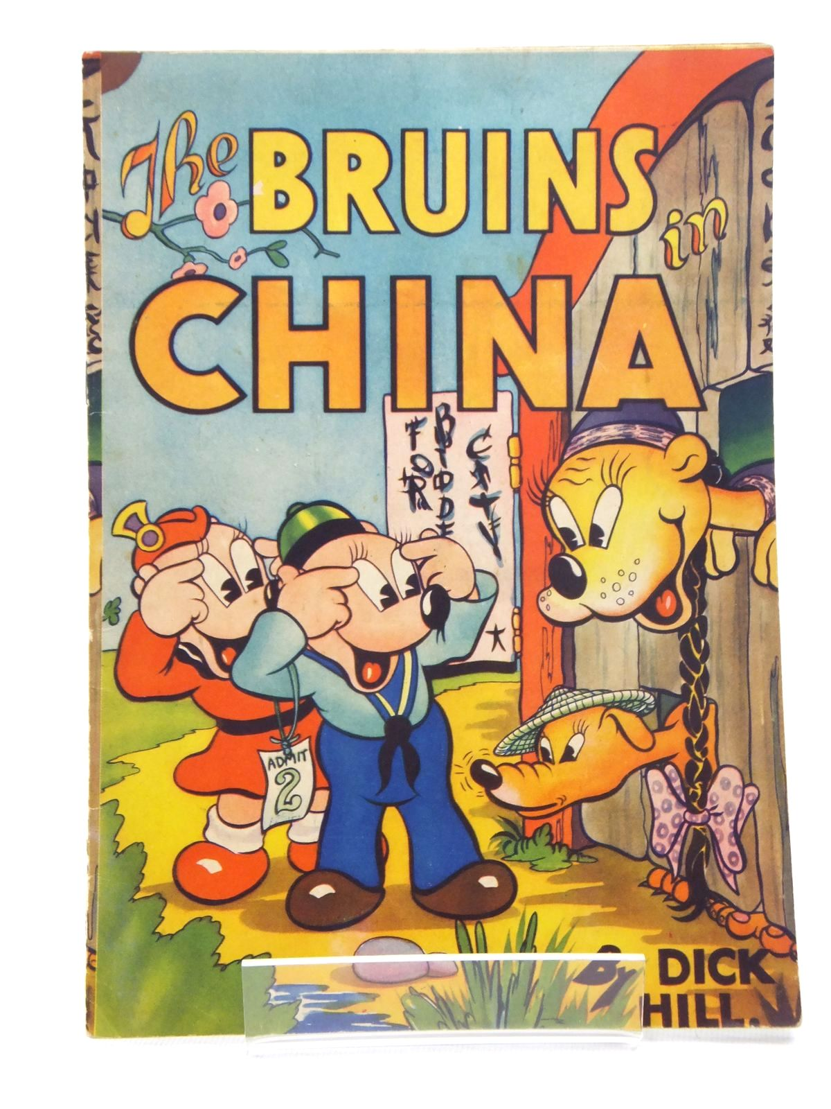 Photo of THE BRUINS IN CHINA- Stock Number: 1609776
