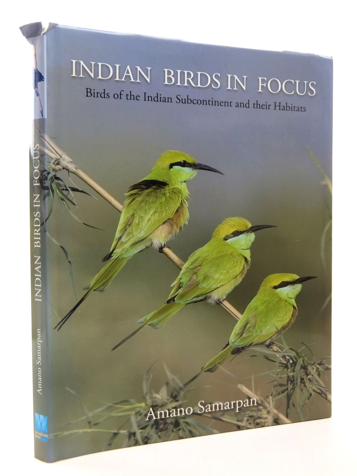 Photo of INDIAN BIRDS IN FOCUS written by Samarpan, Amano published by Wisdom Tree (STOCK CODE: 1609802)  for sale by Stella & Rose's Books