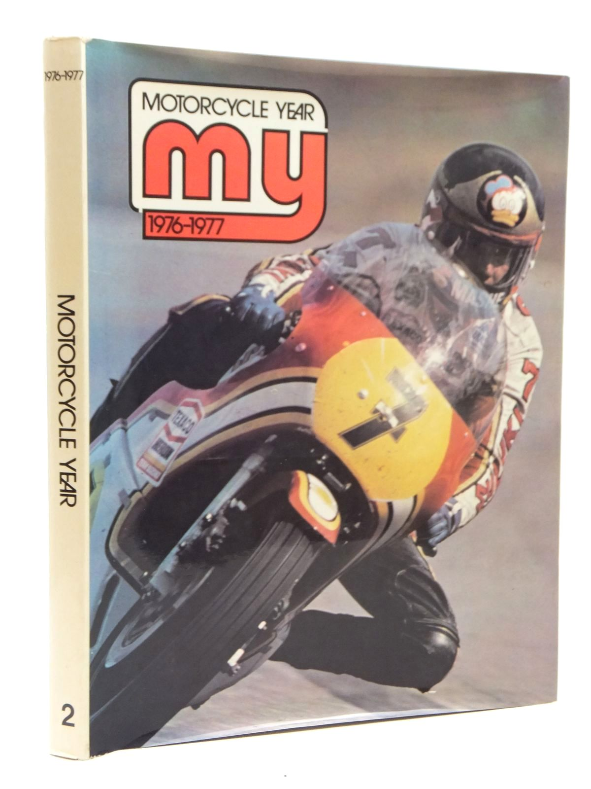 Photo of MOTORCYCLE YEAR 1976-1977 published by Edita S.A. Lausanne (STOCK CODE: 1609804)  for sale by Stella & Rose's Books