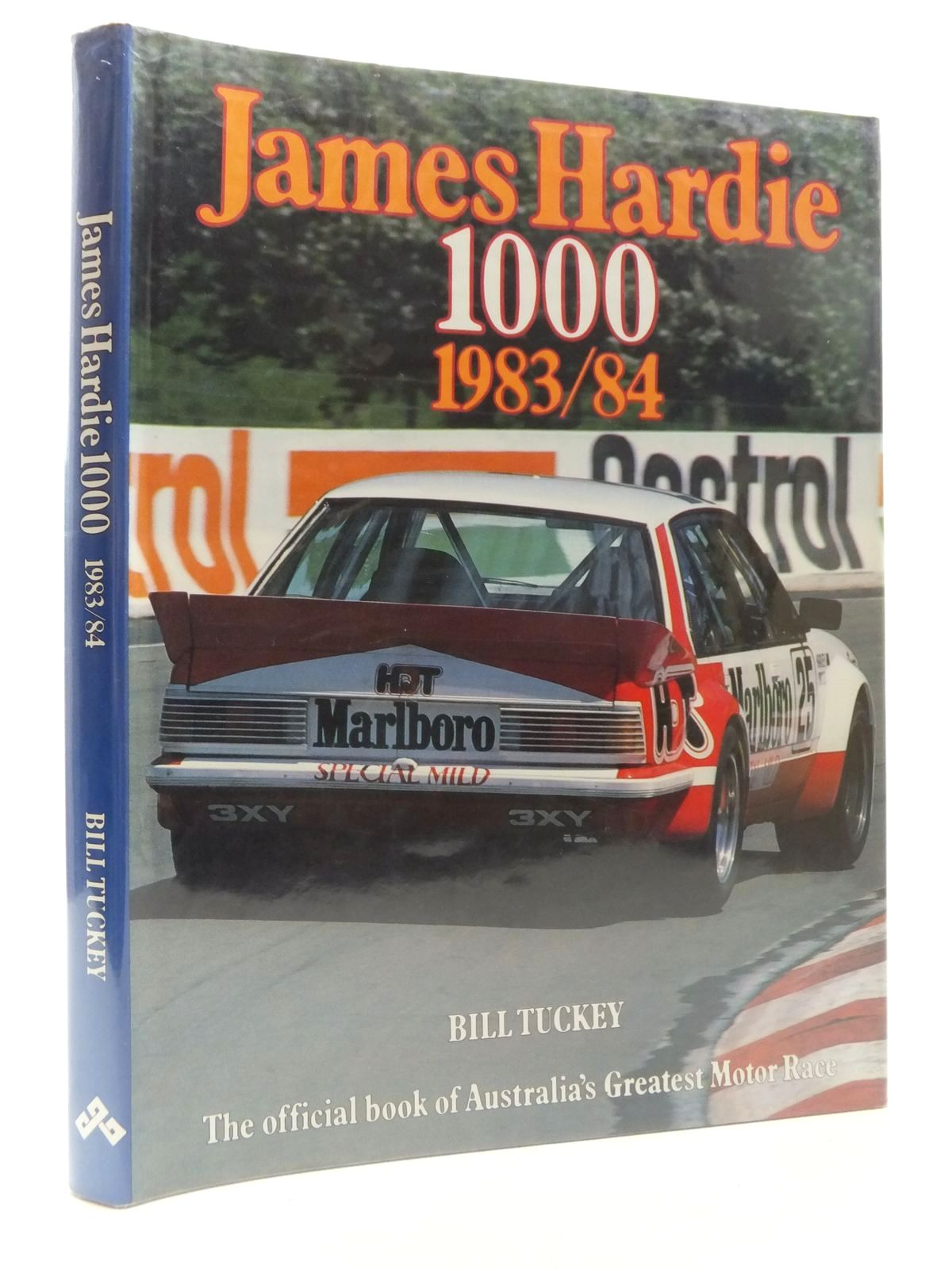 Photo of JAMES HARDIE 1000 1983 / 84 written by Tuckey, Bill published by Berghouse Floyd Tuckey Publishing Group (STOCK CODE: 1609877)  for sale by Stella & Rose's Books