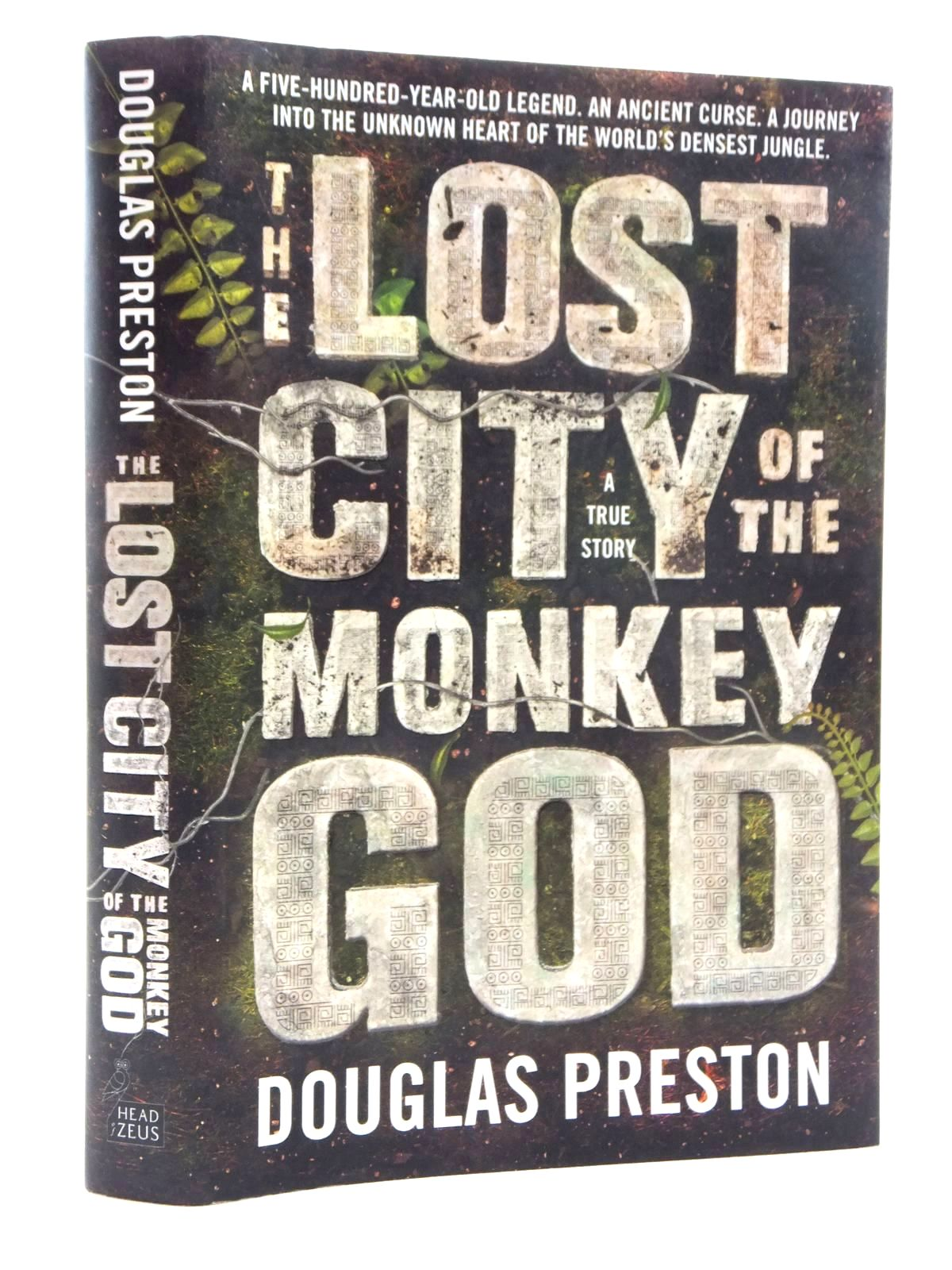 Photo of THE LOST CITY OF THE MONKEY GOD- Stock Number: 1609886
