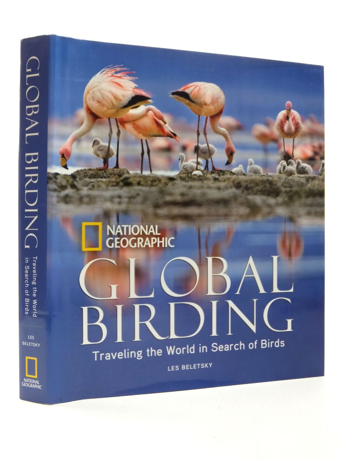 Photo of GLOBAL BIRDING written by Beletsky, Les published by National Geographic Society (STOCK CODE: 1610035)  for sale by Stella & Rose's Books