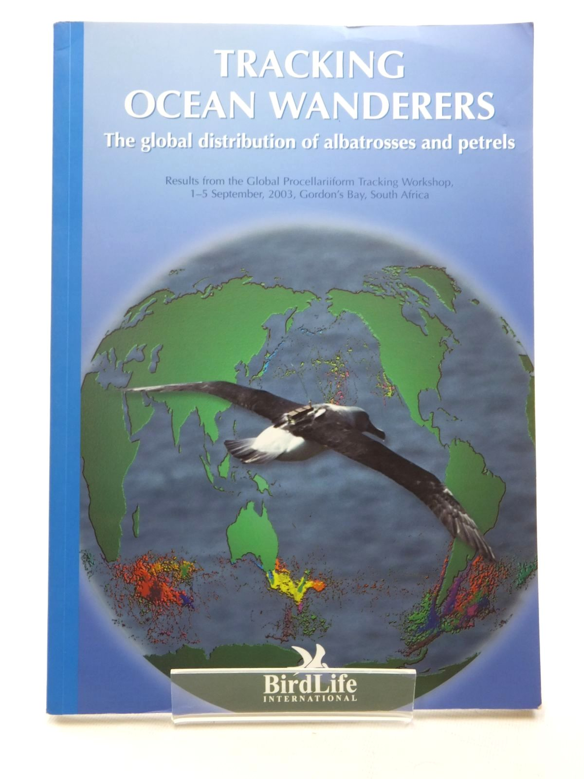 Photo of TRACKING OCEAN WANDERERS published by Birdlife International (STOCK CODE: 1610065)  for sale by Stella & Rose's Books