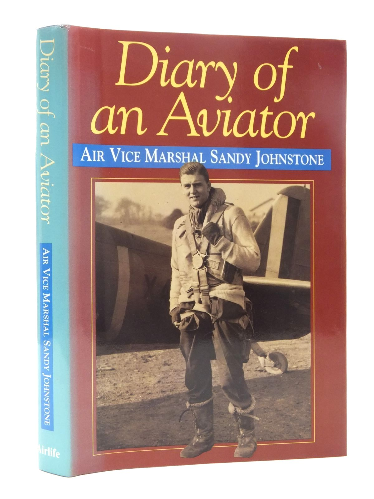 Photo of DIARY OF AN AVIATOR- Stock Number: 1610080