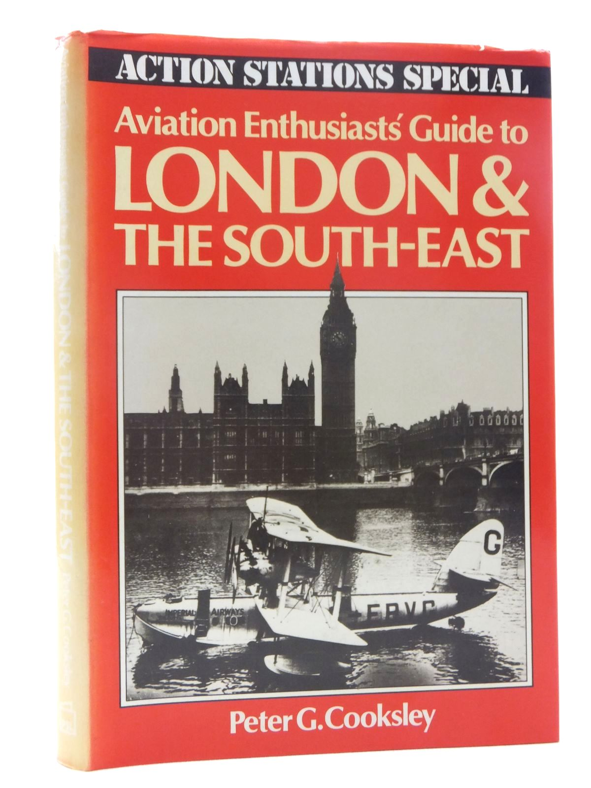 Photo of AVIATION ENTHUSIAST'S GUIDE TO LONDON & THE SOUTH-EAST- Stock Number: 1610088