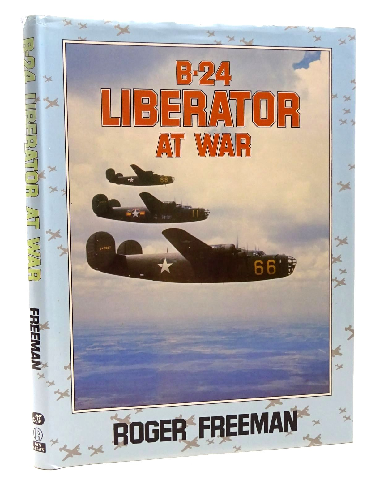 Photo of B-24 LIBERATOR AT WAR- Stock Number: 1610146