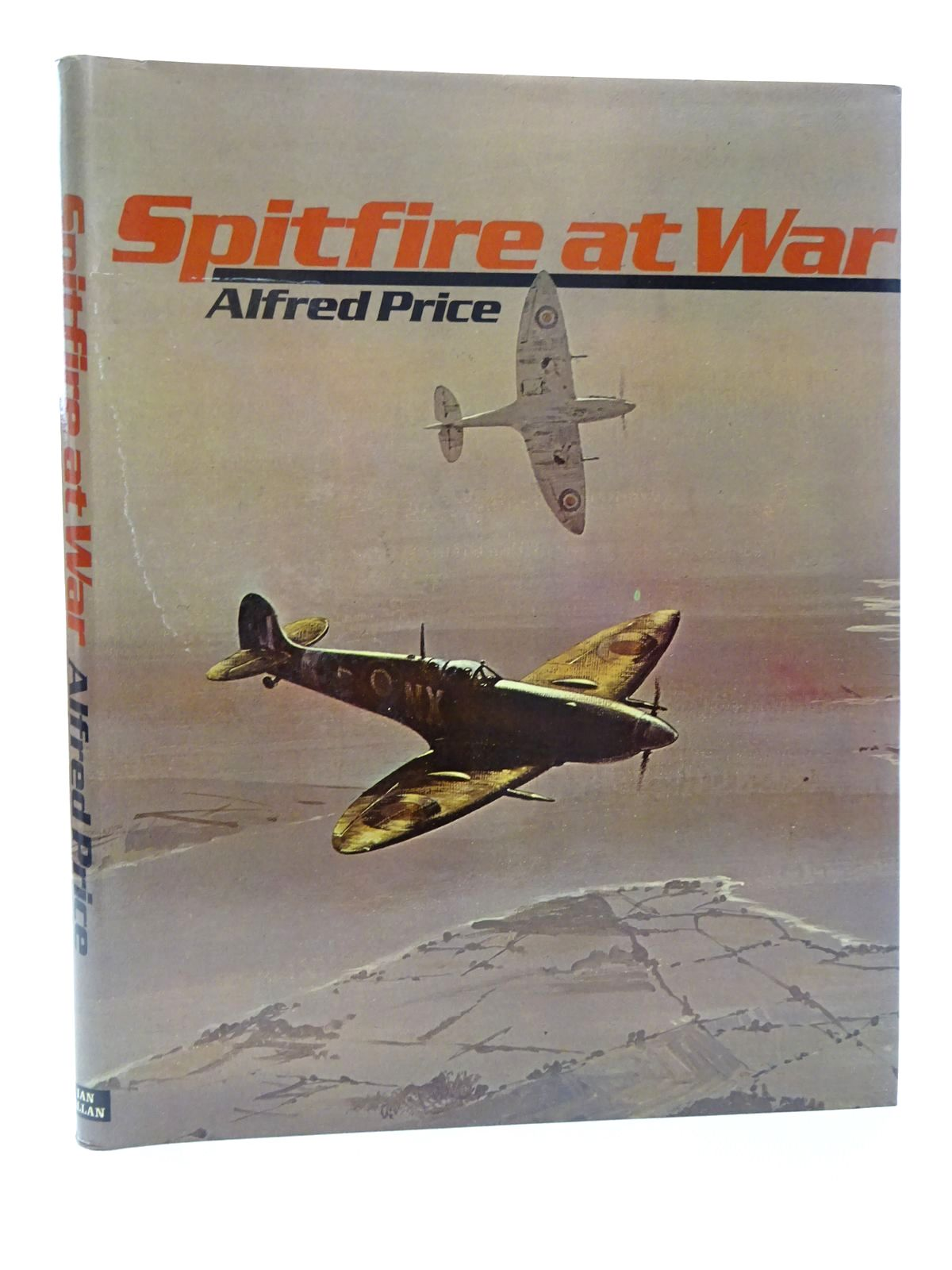 Photo of SPITFIRE AT WAR- Stock Number: 1610162