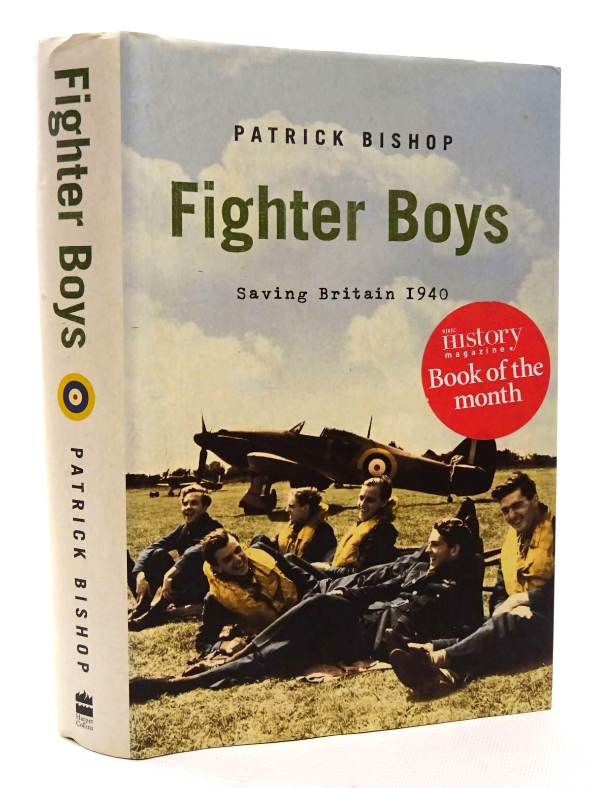 Photo of FIGHTER BOYS written by Bishop, Patrick published by Harper Collins (STOCK CODE: 1610222)  for sale by Stella & Rose's Books