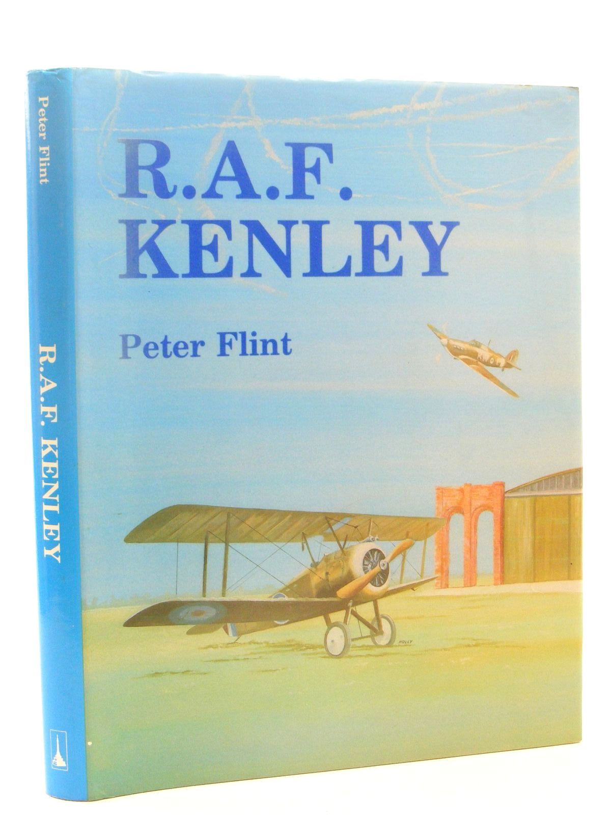 Photo of R.A.F. KENLEY- Stock Number: 1610268