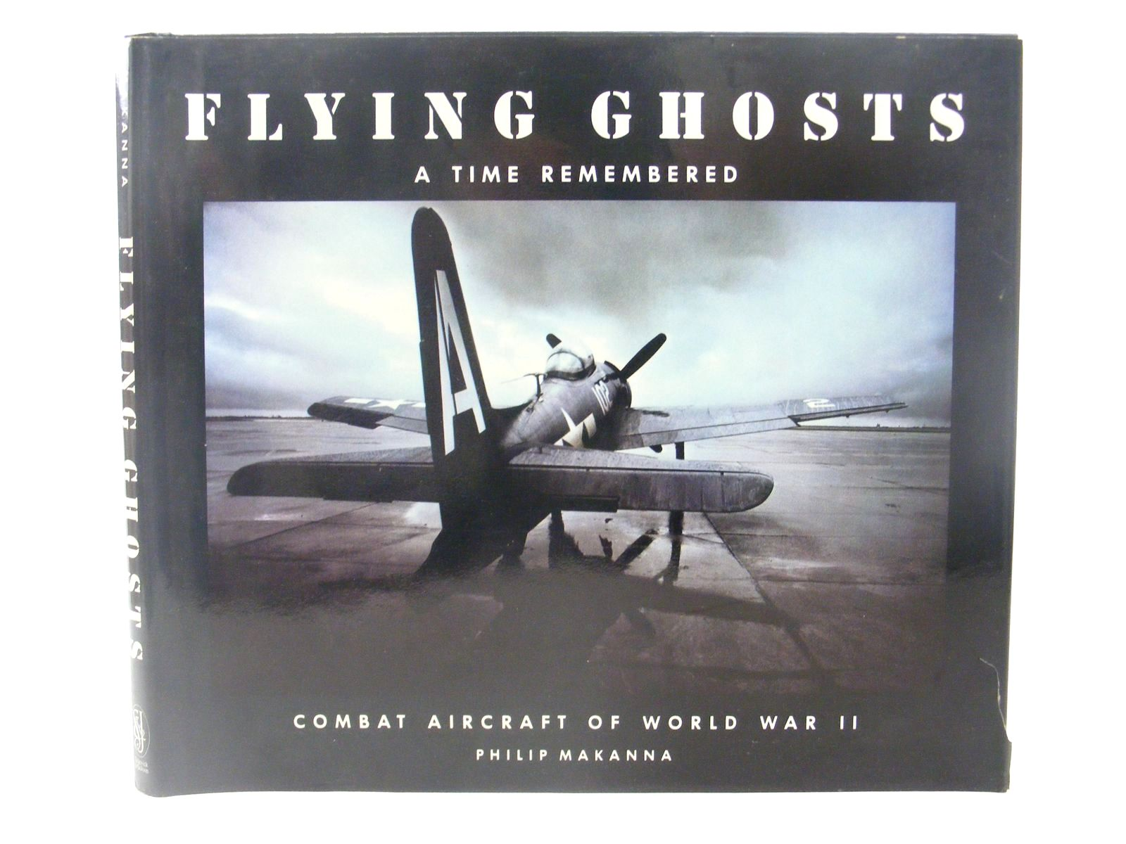 Photo of FLYING GHOSTS A TIME REMEMBERED written by Makanna, Philip published by Sidgwick & Jackson (STOCK CODE: 1610289)  for sale by Stella & Rose's Books
