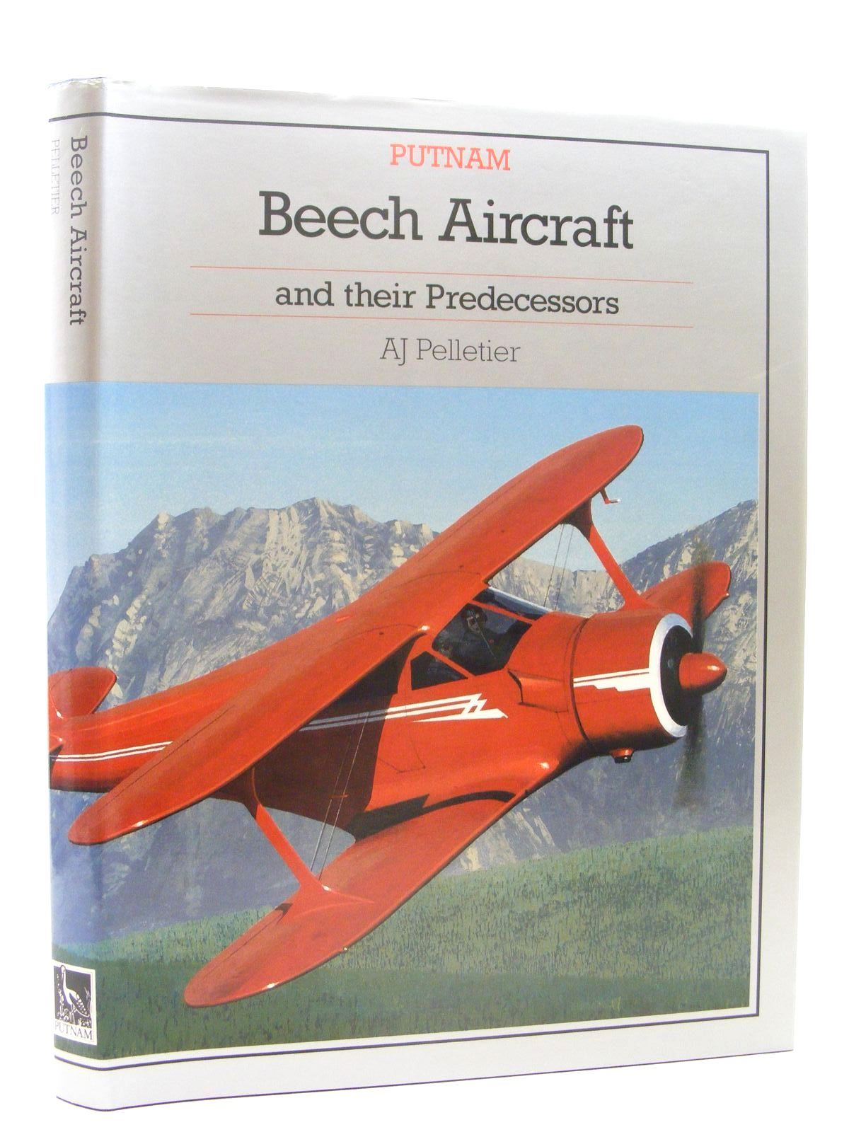 Photo of BEECH AIRCRAFT AND THEIR PREDECESSORS- Stock Number: 1610290