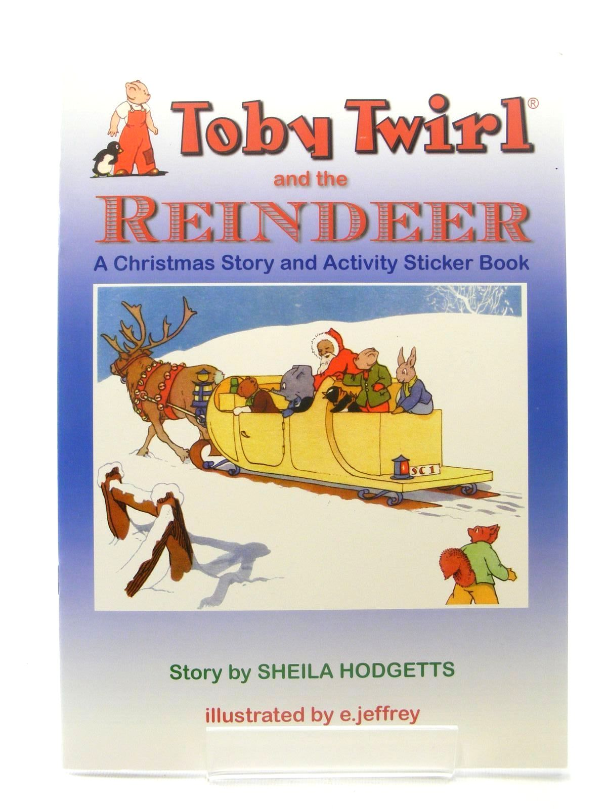 Photo of TOBY TWIRL AND THE REINDEER