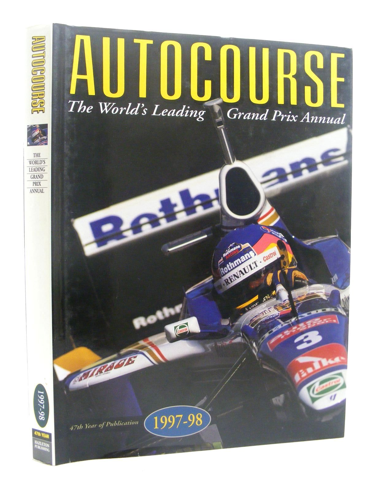 Photo of AUTOCOURSE 1997-1998- Stock Number: 1610349
