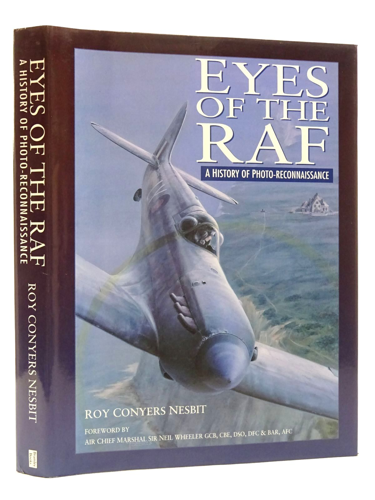 Photo of EYES OF THE RAF written by Nesbit, Roy Conyers<br />Eggleston, Jack published by Bramley Books (STOCK CODE: 1610380)  for sale by Stella & Rose's Books