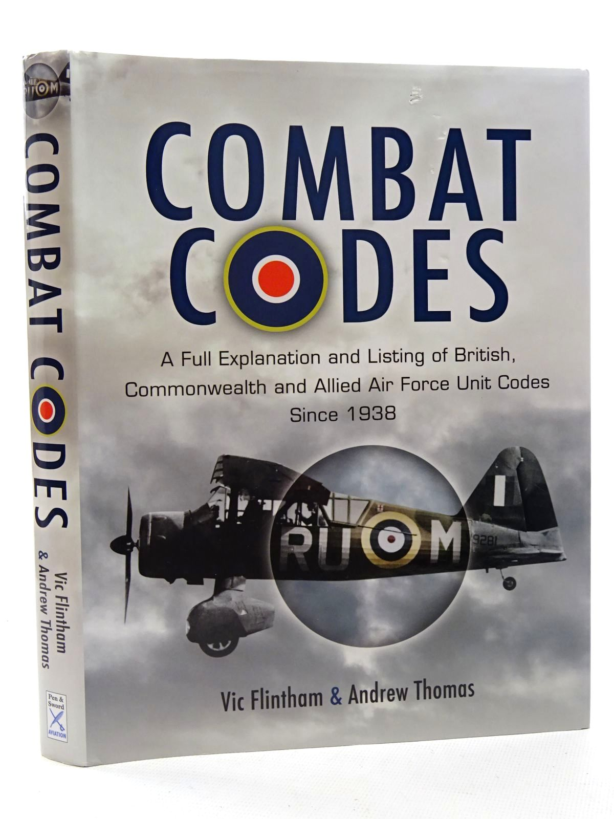 Photo of COMBAT CODES written by Flintham, Vic<br />Thomas, Andrew published by Pen &amp; Sword Aviation (STOCK CODE: 1610381)  for sale by Stella & Rose's Books