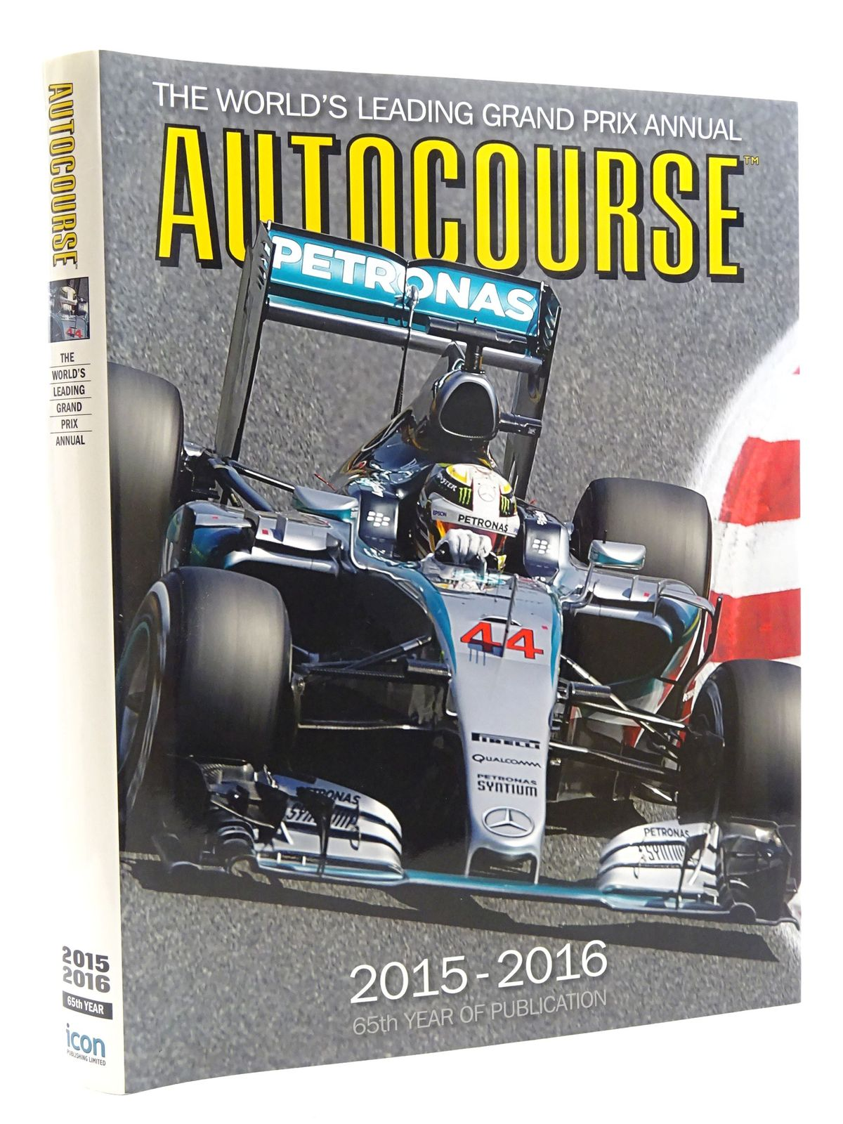 Photo of AUTOCOURSE 2015-2016 written by Dodgins, Tony published by Icon Publishing Limited (STOCK CODE: 1610426)  for sale by Stella & Rose's Books