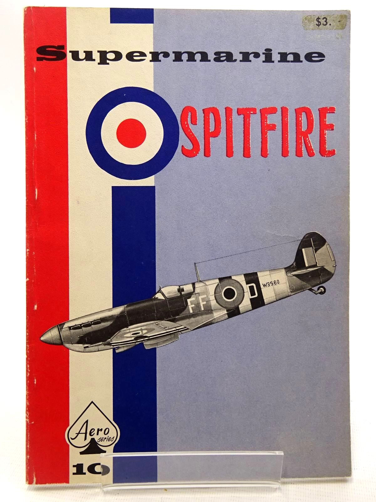 Photo of SUPERMARINE SPITFIRE- Stock Number: 1610460